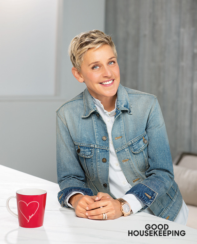 Ellen DeGeneres, Good Housekeeping