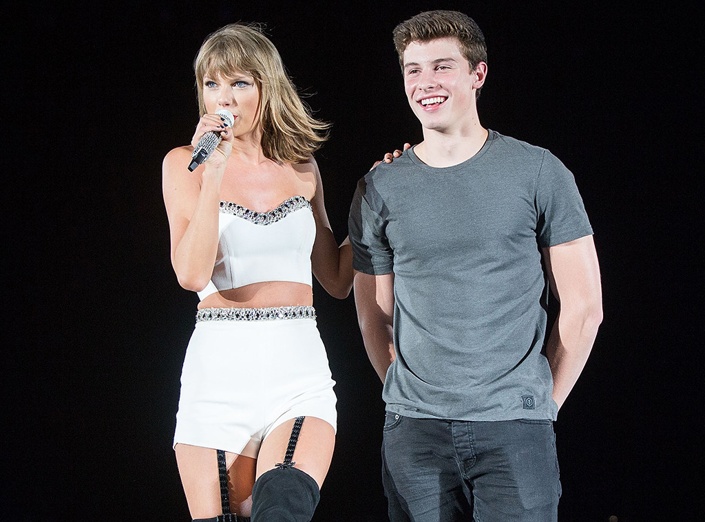 Taylor Swift, Shawn Mendes