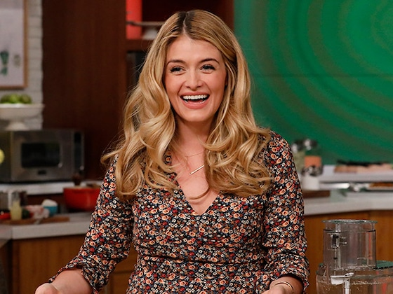 Daphne Oz Is Pregnant With Baby No. 4