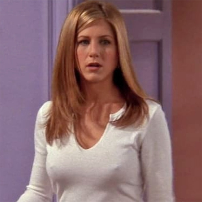 3862901251 Jennifer Aniston Doesn t Mind the Attention Over Rachel s Nipples on  Friends