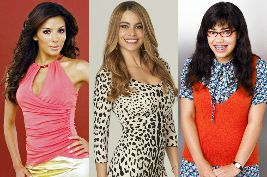 Desperate Housewives, Modern Family, Ugly Betty