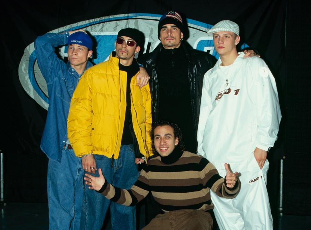 Backstreet Boys, 1995