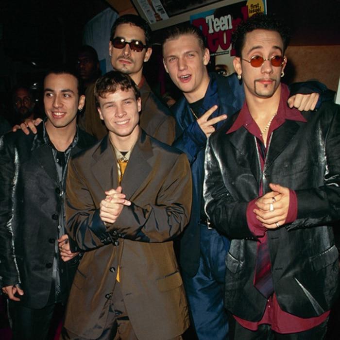 Relive 1997 With 20 Epic Backstreet Boys Photos E News
