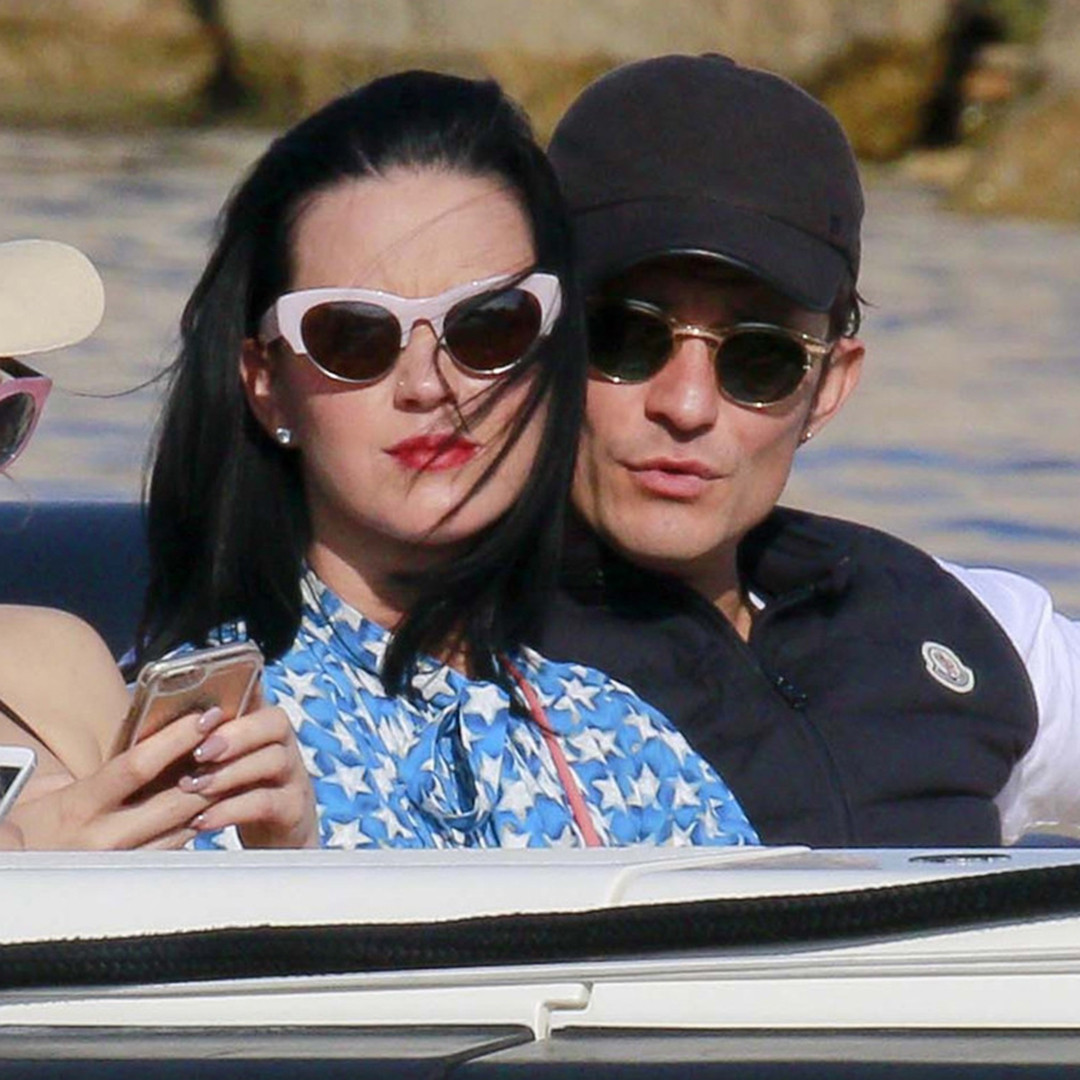 Katy Perry, Orlando Bloom, Instagram