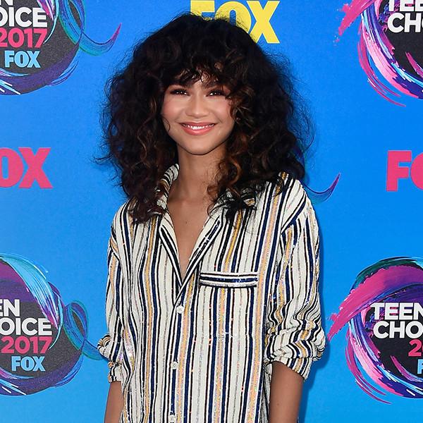 2017 Teen Choice Awards, Zendaya