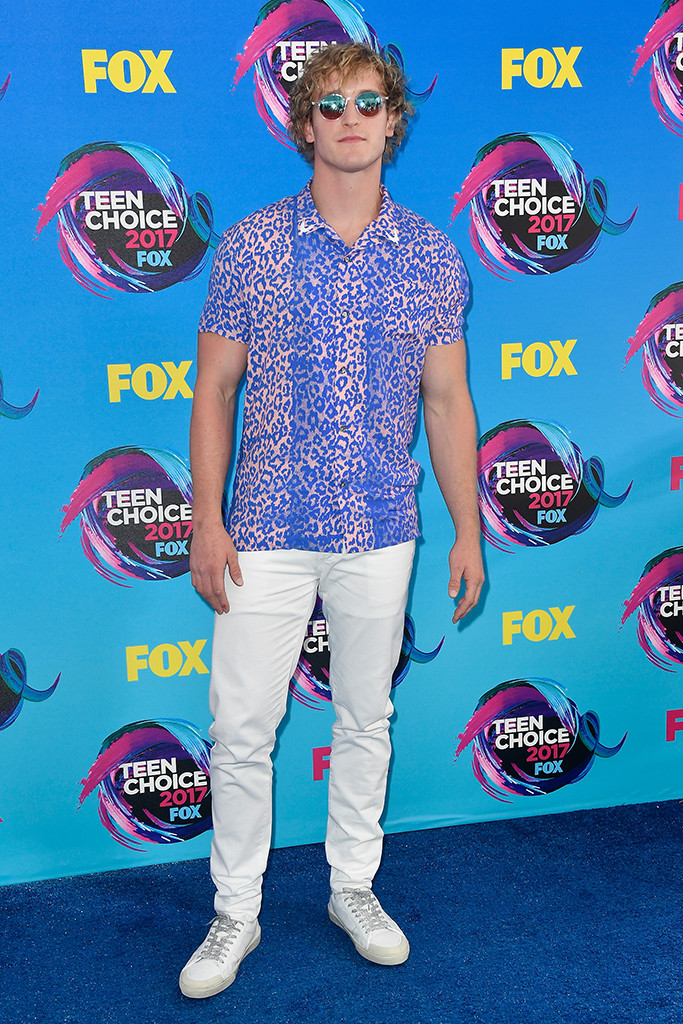 2017 Teen Choice Awards, Logan Paul