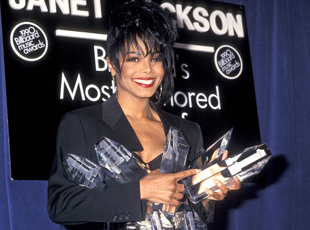 Janet Jackson, VMA Video Vanguard, 1990