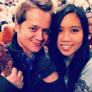 Jason Earles, Katie Drysen, Wedding