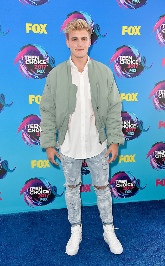 Jake Paul, Teen Choice Awards 2017