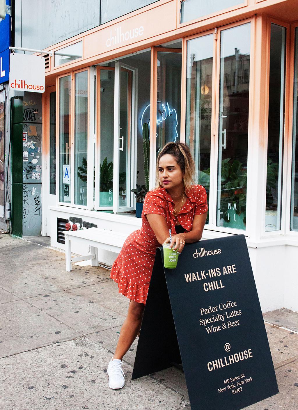 Trendsetters x Chillhouse, Cyndi Ramirez