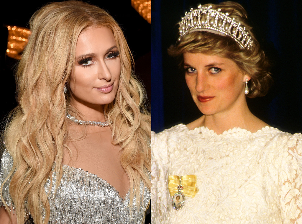 Paris Hilton Wanted To Be Like Princess Diana Before Her -8608