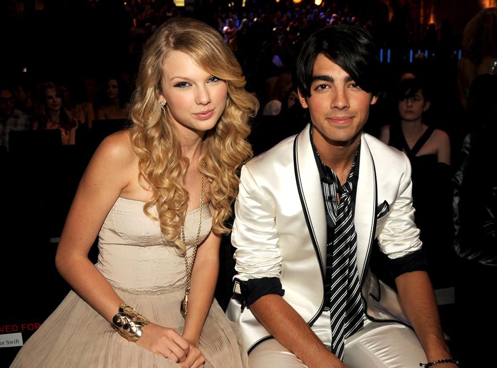 VMA Couples, Taylor Swift, Joe Jonas
