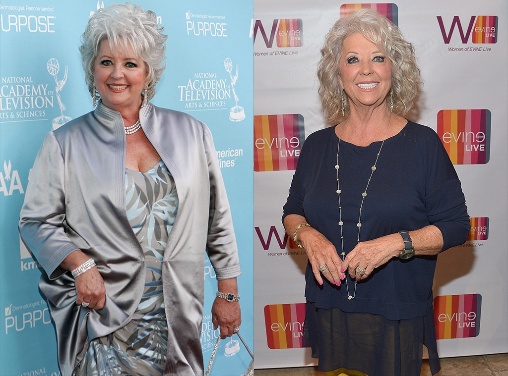 Celebrity chefs comments on paula deen