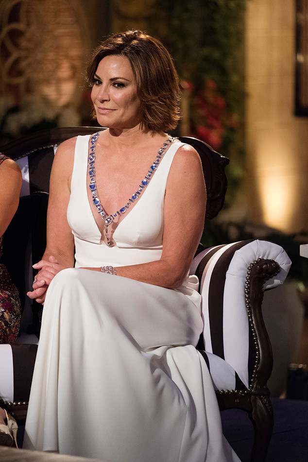 Real Housewives' Luann de Lesseps Taken Into Custody for Violating Probation
