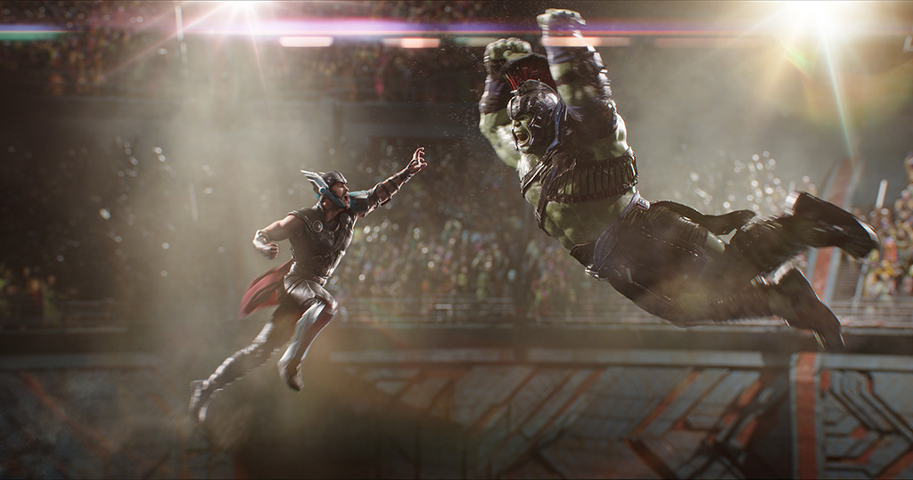 Thor Ragnarok, Chris Hemsworth, Mark Ruffalo