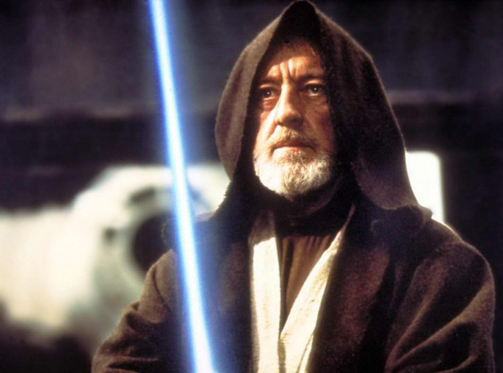 Alec Guiness, Star Wars