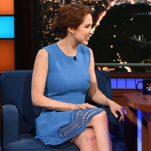 Ellie Kemper, The Late Show
