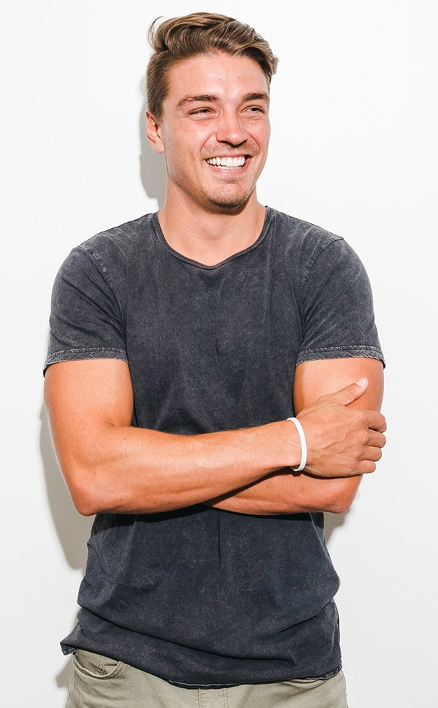 """Dean Unglert -  """"My favorite Bachelorette is  Trista Sutter  from Season 1 because without her, there would have never been another season of the  Bachelorette  and I think she did a fantastic job. She's an OG,"""" the  Help! I Suck at Dating  podcast  co-host  shared."""