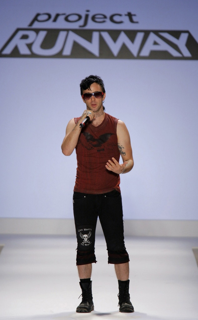 Project Runway Season 3 Winner, Jeffrey Sebelia