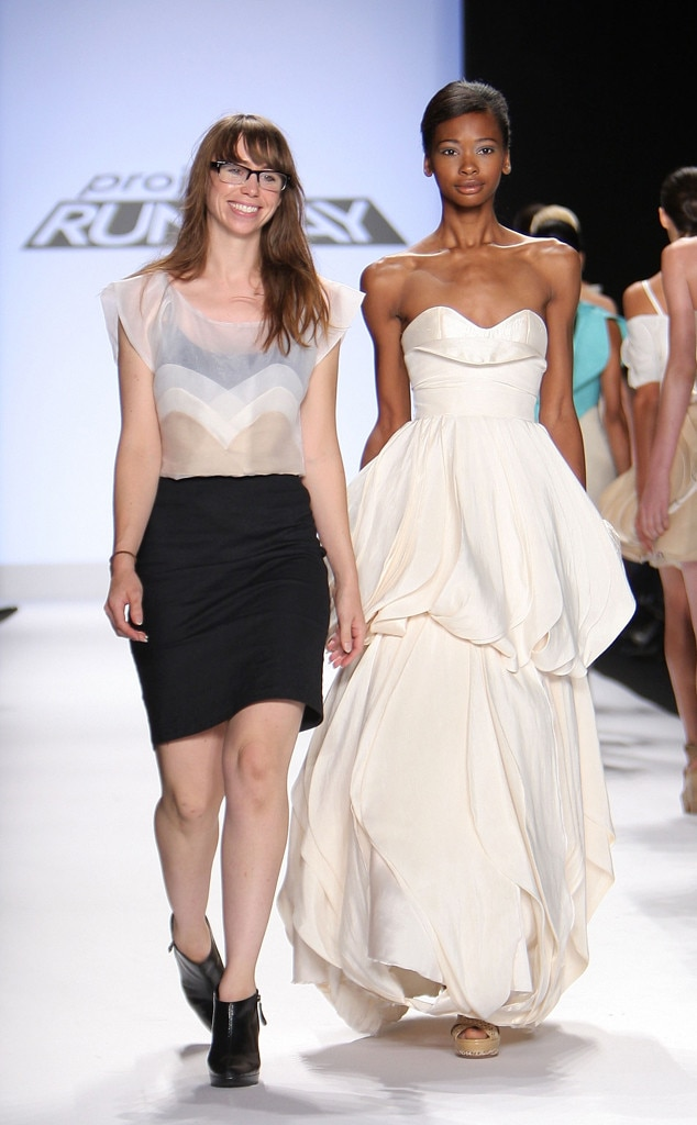 Project Runway Season 5 Winner, Leanne Marshall