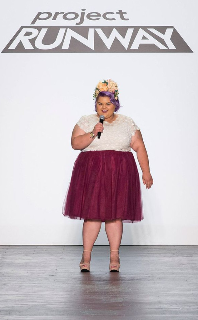 Project Runway Season 14 Winner, Ashley Nell Tipton