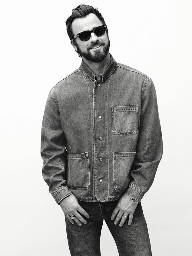 Justin Theroux, MR Porter, Magazine