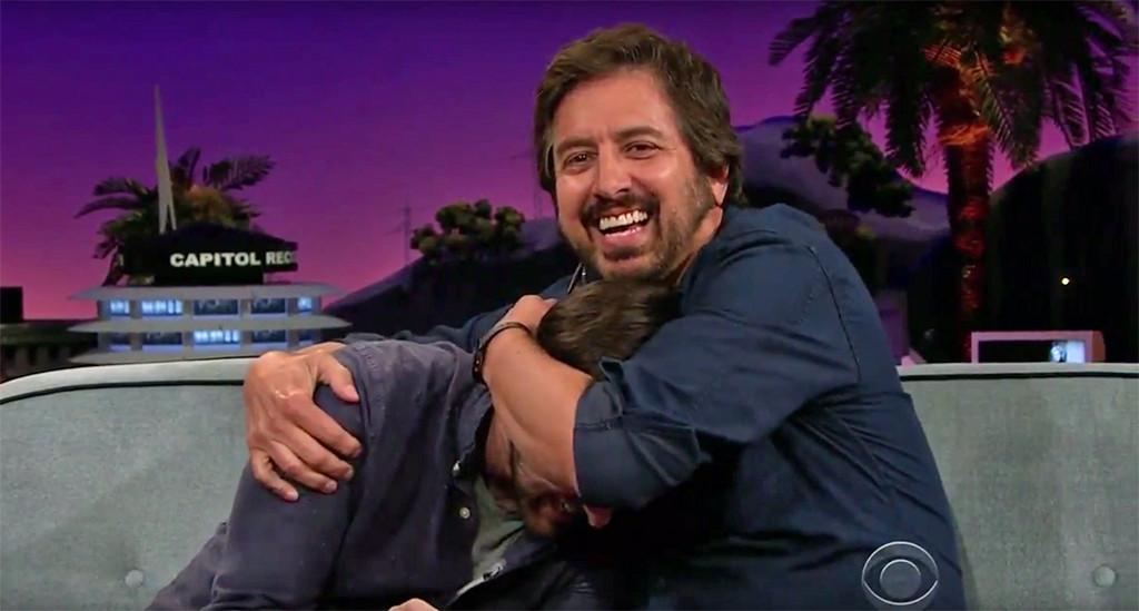 Ray Romano, Greg Romano, Son, Late Late Show With James Corden