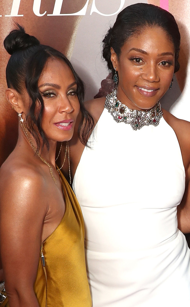 Jada Pinkett Smith, Tiffany Haddish