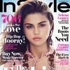 Selena Gomez, InStyle