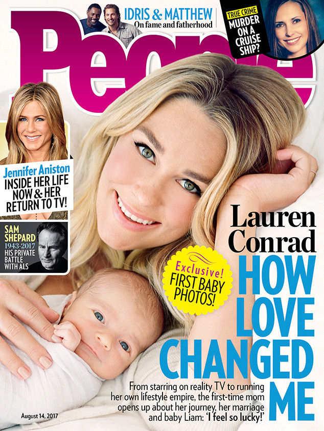 Lauren Conrad, Liam Tell, People