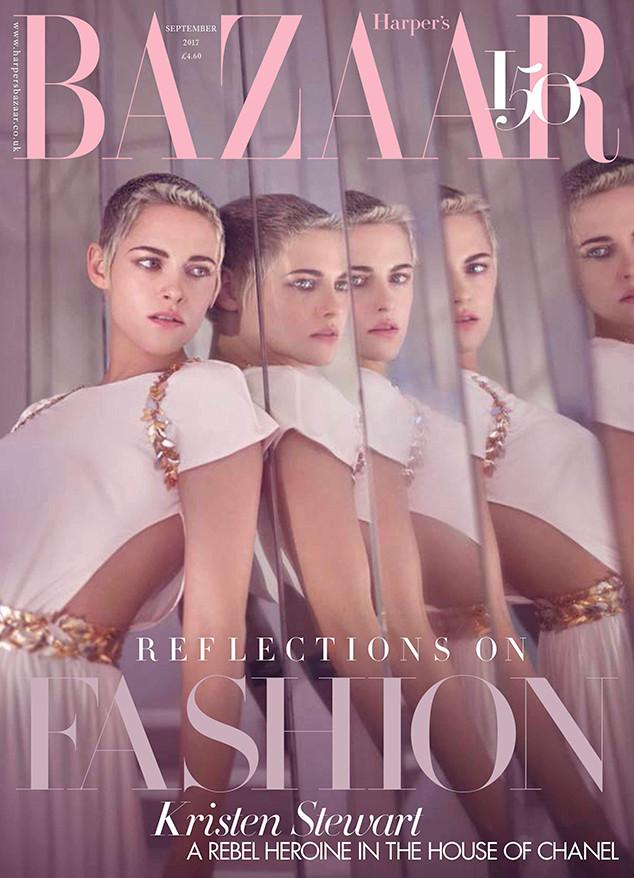 Kristen Stewart, Harper's Bazaar U.K., September 2017