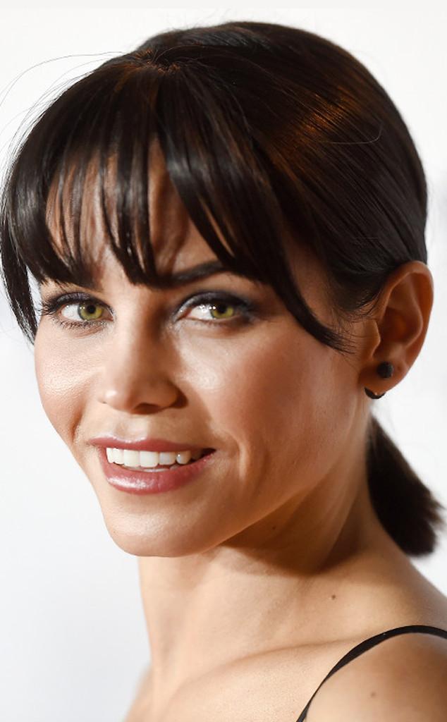 The Best Celebrity Bangs Fringe For Every Face Shape E News