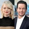 Emma Stone, Mark Wahlberg