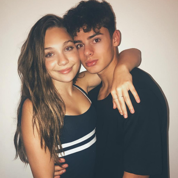 Maddie Ziegler and Jack Kelly Prove Young Love Isn't Too ...
