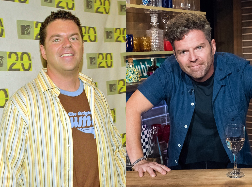 MTV VJs, Dave Holmes, Then and Now