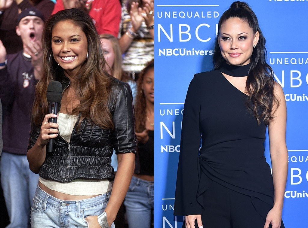 MTV VJs, Vanessa Lachey, Then and Now