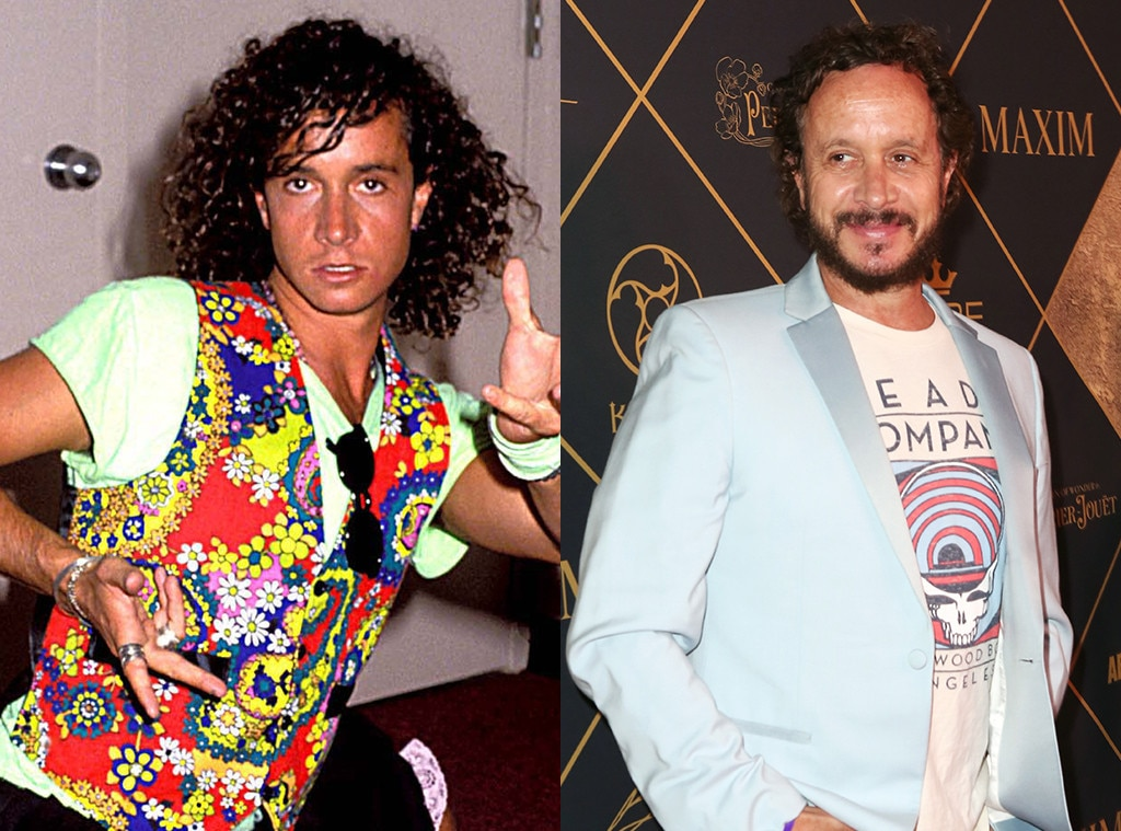 MTV VJs, Pauly Shore, Then and Now