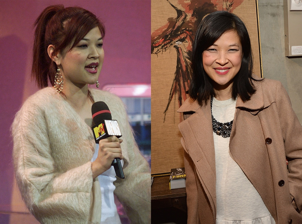 MTV VJs, SuChin Pak, Then and Now