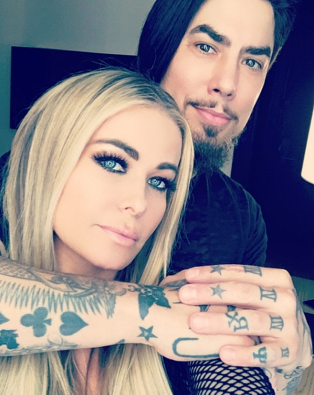 who is carmen electra dating now 2018