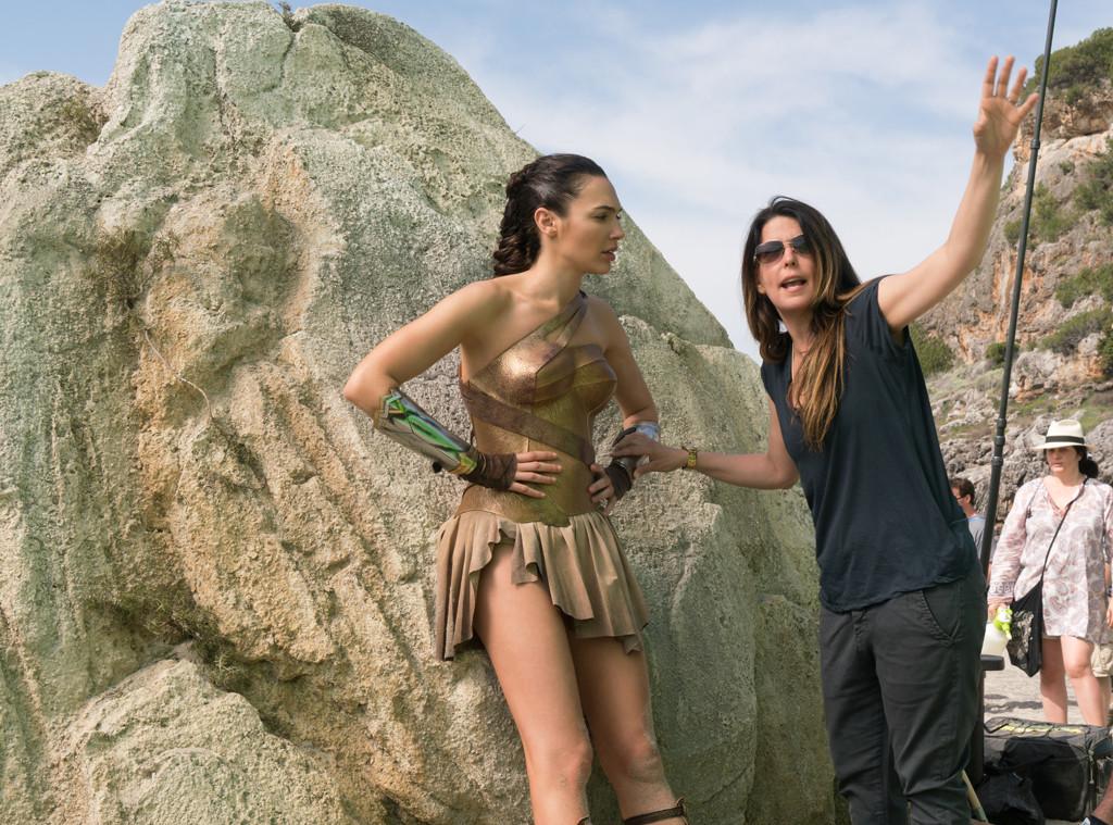 Wonder Woman, Patty Jenkins