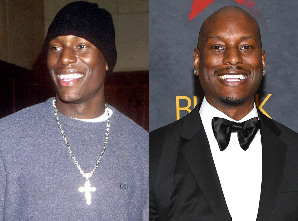 MTV VJs, Tyrese Gibson, Then and Now