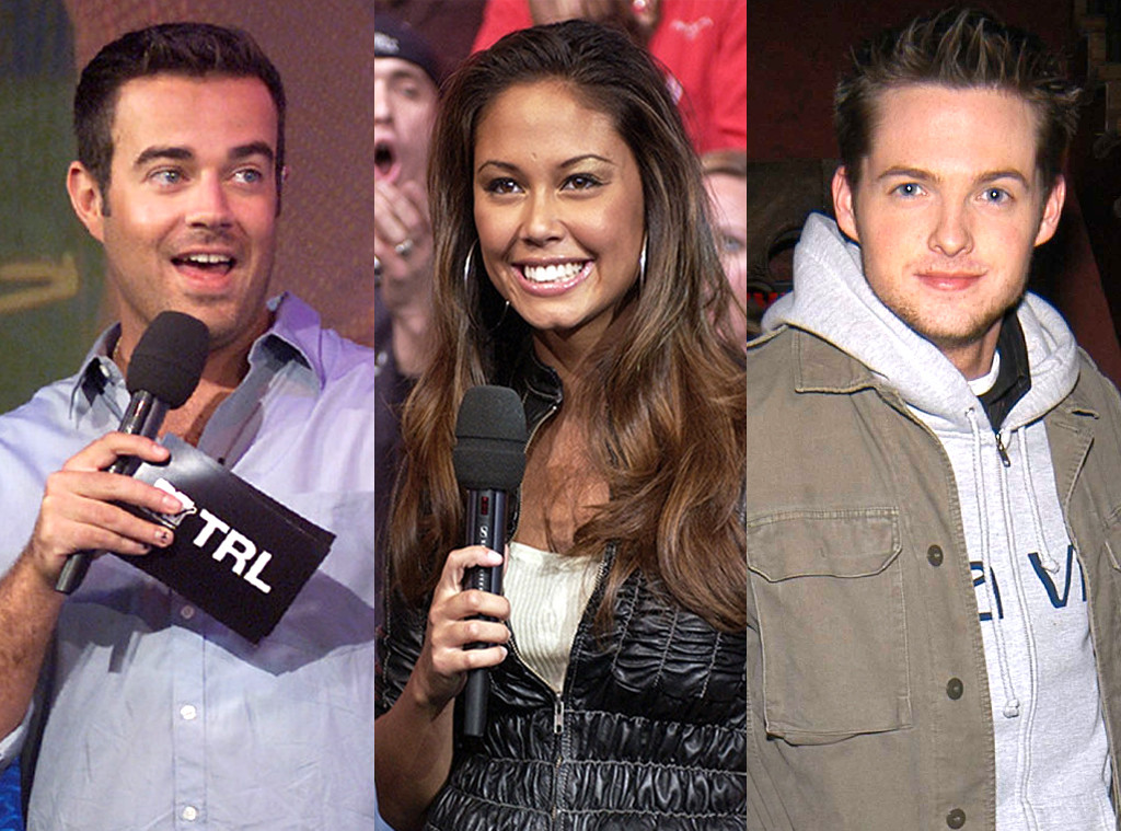 Looking Back At Mtv S Most Famous Vjs Where Are They Now E Online