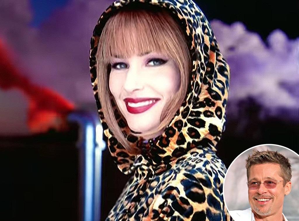 Shania Twain Explains That Don T Impress Me Much Brad Pitt Line E Online Uk
