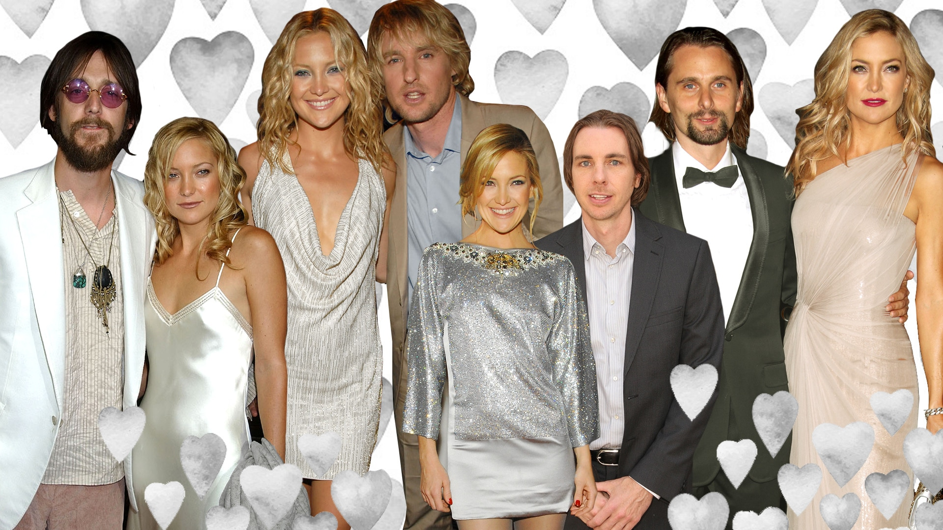 Who has kate hudson dated