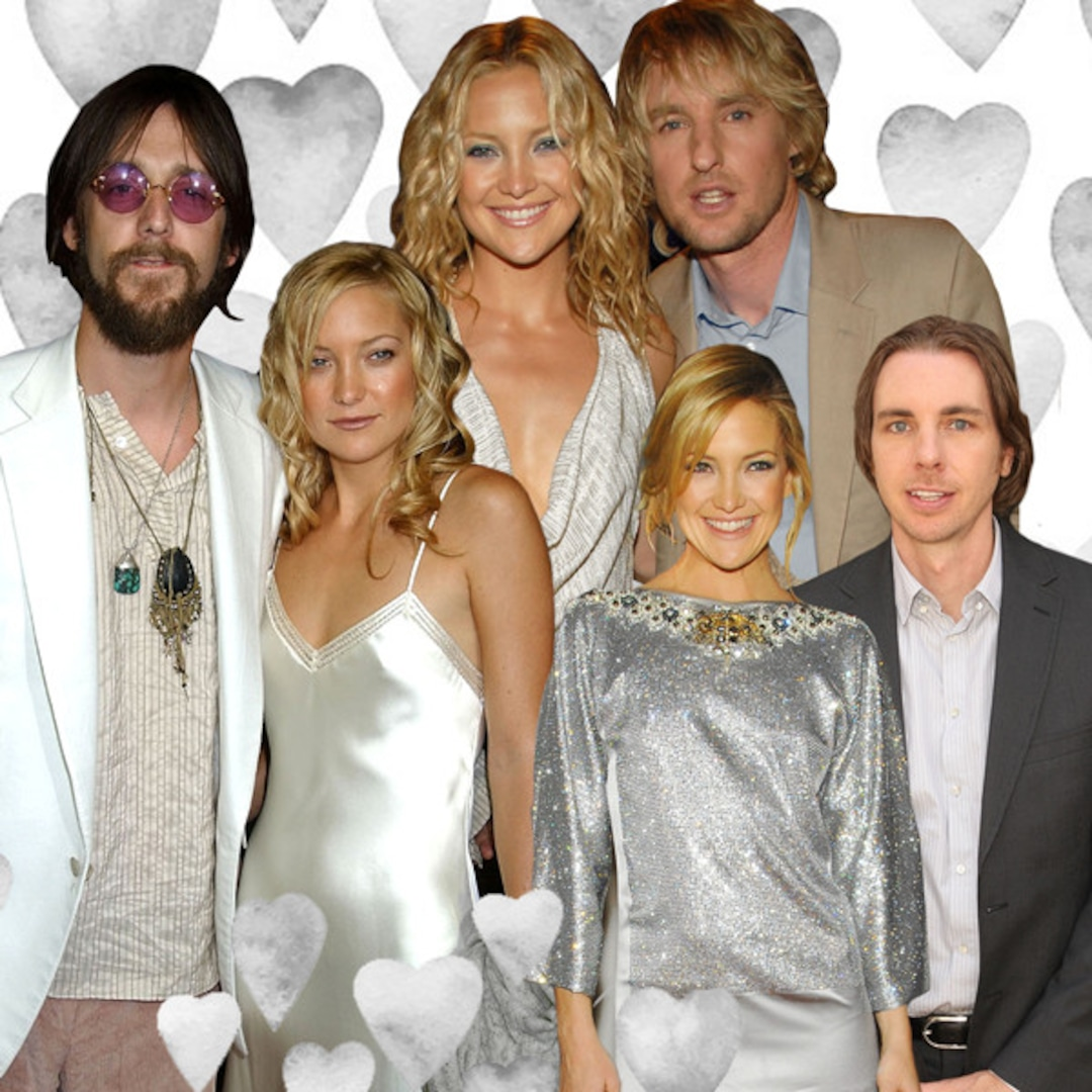 Dated kate hudson who has Why Does