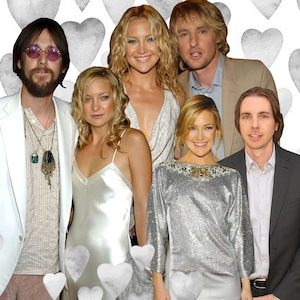 Kate Hudson Boyfriend Collage