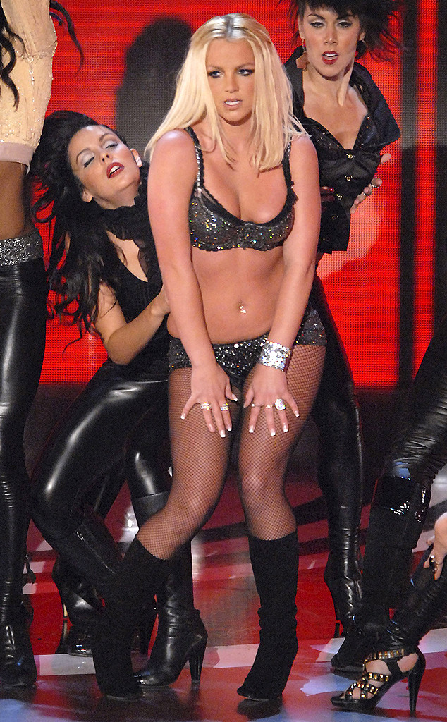 Britney Spears, MTV Video Music Awards, 2007