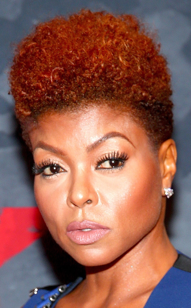 Tremendous Taraji P Henson From The Best Celebrity Curly Hairstyles E News Natural Hairstyles Runnerswayorg