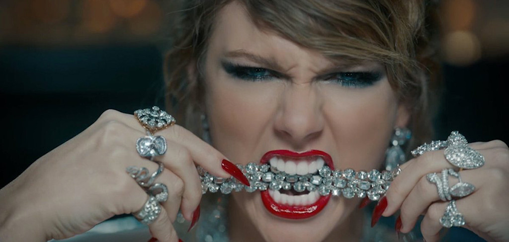 Taylor Swift, Look What You Made Me Do