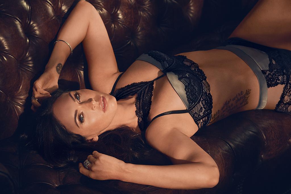 Megan Fox, Lingerie